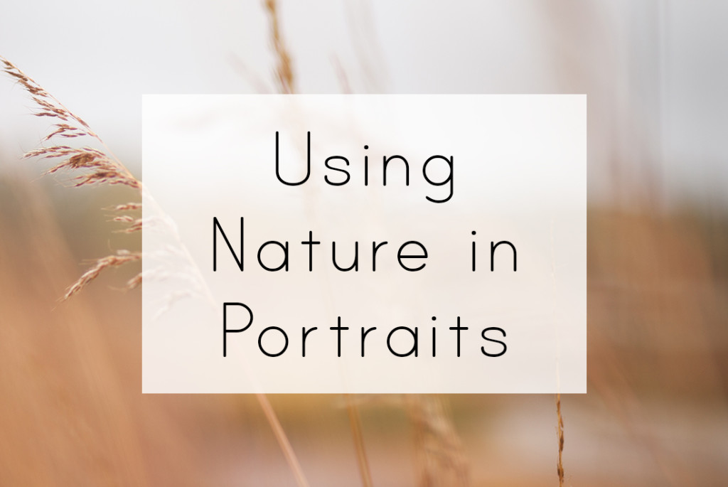Nature in Portraits