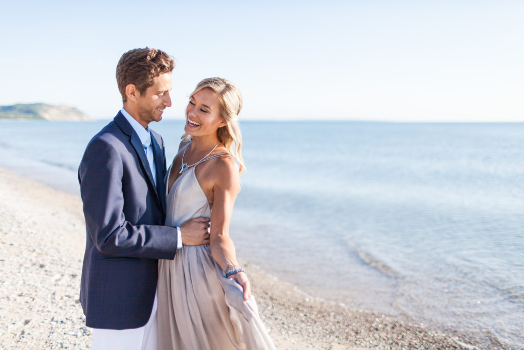 Traverse City Wedding Photographer, Sleeping Bear Dunes Wedding, Traverse City Elopement